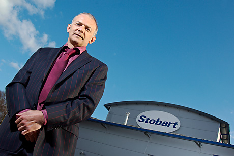 Andrew Tinkler Director of the Stobart Group