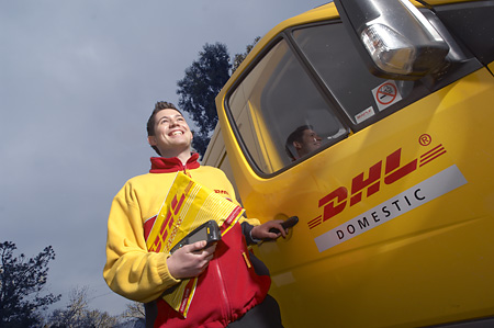 DHL Domestic delivery