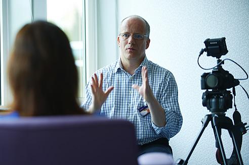 Digital DSLR Video Director Jim